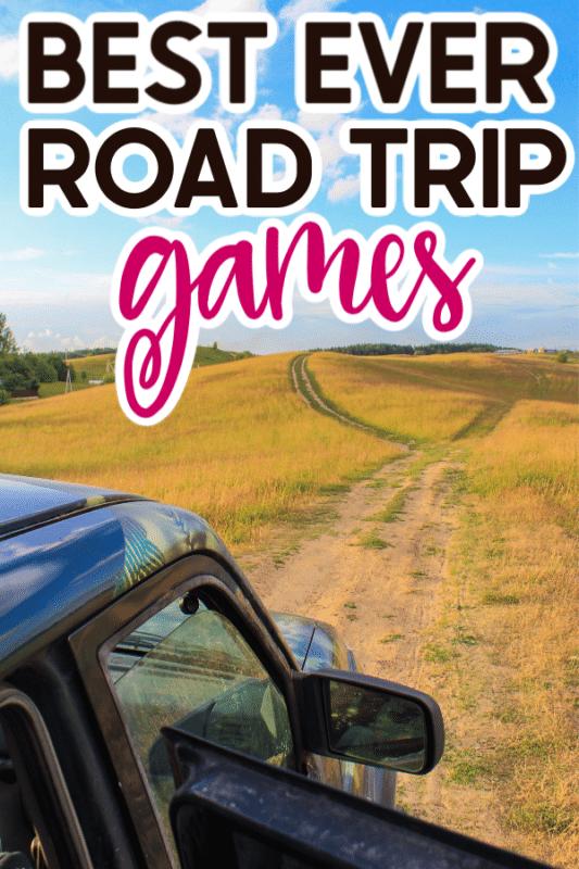 무료 인쇄용 도로 여행 게임