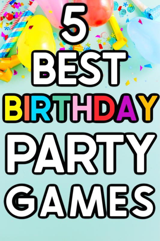 Zabawne gry urodzinowe