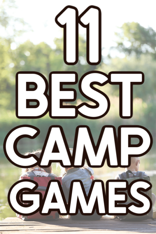 Jogos divertidos de acampamento para todas as idades