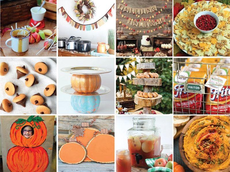 20 įdomių ir kūrybingų rudens vakarėlių idėjų