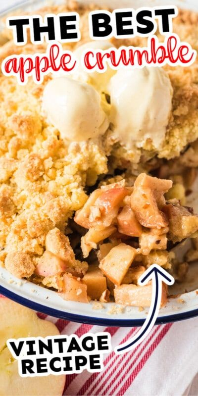 Let Apple Crumble