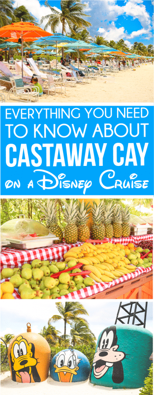 Tips for å besøke Disney Castaway Cay med barn