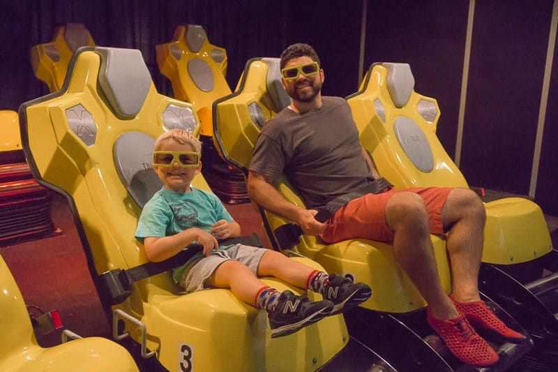 Videos de Great Wolf Lodge 4D para familias